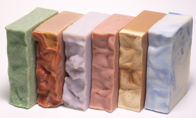 Emerald City Natural Handcrafted Vegan Soaps